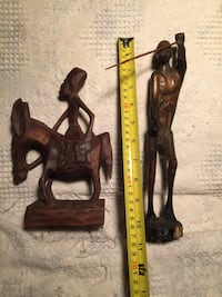 Antique African Wooden Carvings Plaistow, 03865