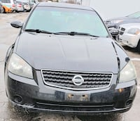 2005 Nissan Altima 2.5 S with SL Package Toronto