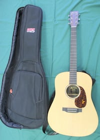 Martin & Co DX1RAE Electric Acoustic Guitar With Black Soft Case Royal Palm Beach