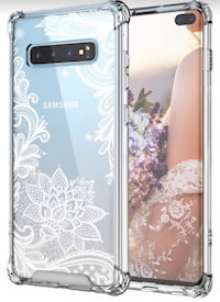 Case for Galaxy S10, Shockproof Series Hard PC+TPU Bumper Protective