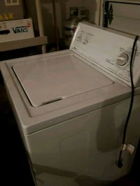 white top-load clothes washer Portland, 97233