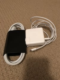 Brand New 61W USB-C Apple MacBook Charger and Extension for sale