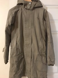 DC Military Jacket (size Small) Edmonton, T6R 3J1