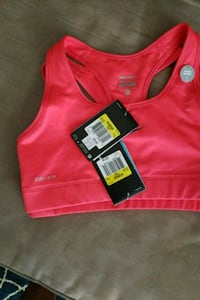 NEW -2  women's sports bra