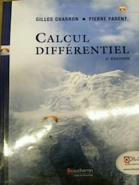 Calcul differentiel book Montréal, H2L 2N2