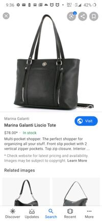 Marina Galanti authentic purse  Stockton, 95205