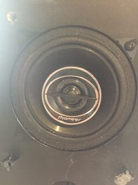 black and gray car subwoofer Winnipeg, R2W 2K7