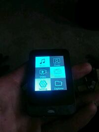 Coby touch screen mp3 player  Albuquerque, 87109