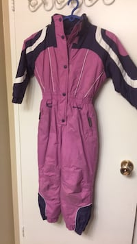 Purple and pink button-up overalls jacket London, N6G 3R9