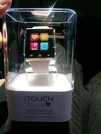 I touch pulse smart watch Placerville, 95667