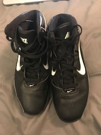 Nike women's high top basketball shoes  Fort Wright, 41011