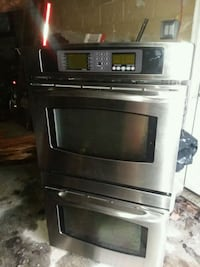 GE Profile (electric) double oven