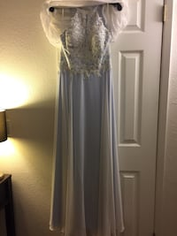 Brand new evening gown/prom dress size 8 Daly City, 94014