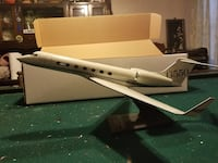 PACMIN Gulfstream 1/48 G-550 like new Enfield, 06082