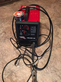 Lincoln 140 pro mig looking to trade Has new roll wire and mask Waynesboro, 22980