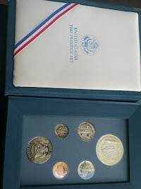 six United States coin collections