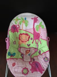Baby bouncer chair.  Brampton, L7A 2C6