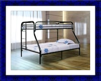 Twin bunkbed frame free shipping and delivery Ashburn, 20147
