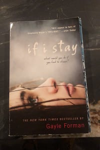 Book (If I Stay) Jessup, 20794
