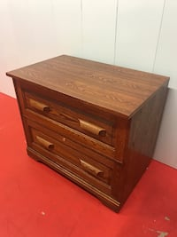 Large Wood Filling Cabinet (Delivery Service Available) Boynton Beach, 33436