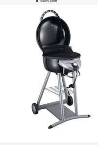 Black and gray electric outdoor grill Altamonte Springs, 32714