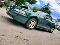 Ford - Mustang - 2001 Milwaukee