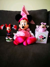 Disney Minnie Mouse collection