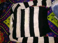 black and white striped sweater Columbus, 31904
