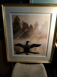 Ron Parker limited edition print