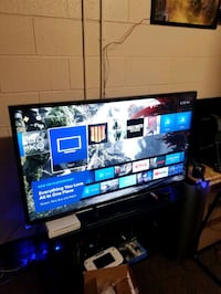 48 in flat screen TV with remote Jacksonville, 28540