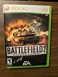 Battlefield 2 for Xbox 360
