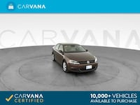 2013 VW Volkswagen Jetta sedan 2.5L SE Sedan 4D Gray <br /> Gaithersburg