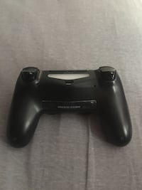 black Sony PS4 wireless controller Manassas, 20112