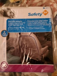 Safety 1st backseat protector Calgary, T2E 1L6