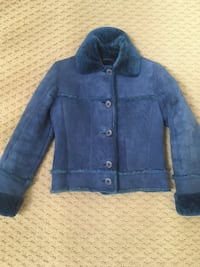 Genuine shearling jacket. XS Potomac, 20854