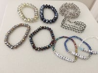 Blingy Stretchy Bracelets Severn, L0K