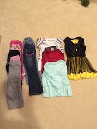 Girl clothes 3 year Bristow, 20136