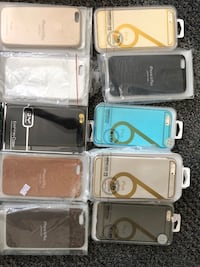 six assorted color iPhone cases Eugene, 97405