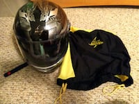 Scorpion helmet with carry bag Baltimore, 21224