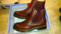 Brand new leather boots $45 London, N6H 0B2