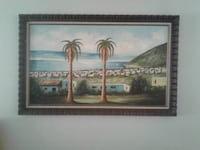 Hand painting great condition  Brampton, L7A 2X2