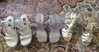 3 pairs of Size 7 gently used shoes for $60 or $25/each pair Washington, 20009