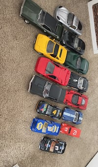 Model cars, 5$ each or negotiable for all together Goose Creek, 29445