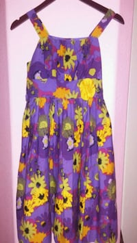 Purple with flowers  dress North Las Vegas, 89081