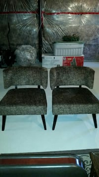 2 accent chairs in mint condition  Vaughan, L4L 1A7