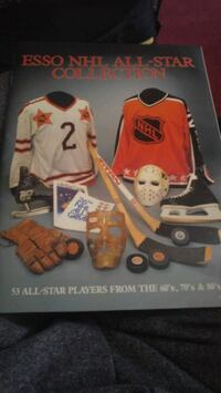 NHL All Star collection.