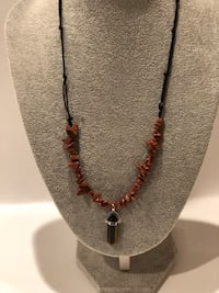 Natural gemstone handmade necklace  San Jose, 95131