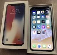 Iphone X 256GB Factory Unlocked World Wide Space Gray. Basically NEW CONDITION
