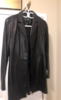 Leather jacket  London, N6G 5H2