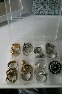 Rings costume jewelry (all) Toronto, M9W